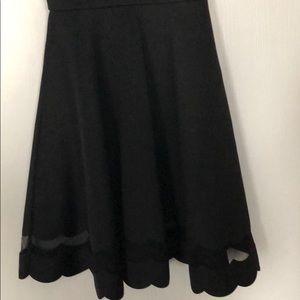 Ted Baker Dresses - Ted Baker Sharlot scallop detail skater dress